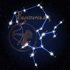 Sagittarius Astrology constellation of the zodiac
