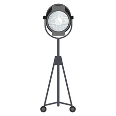 spotlight for film studio