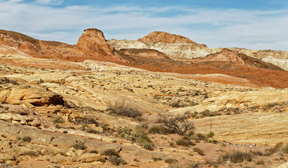 Valley of Fire Landscape