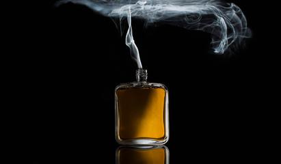 perfume, spark, cosmetic, aroma, fashion, fresh, drops Fototapete