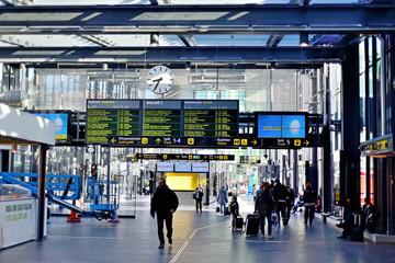 Malmö Central Railway Station