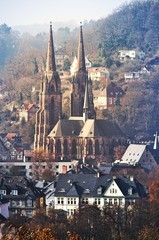 St. Elisabeth Kirche Marburg