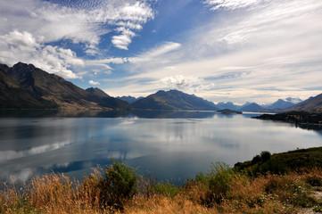 New Zealand Queenstone - Lake Wakapitu