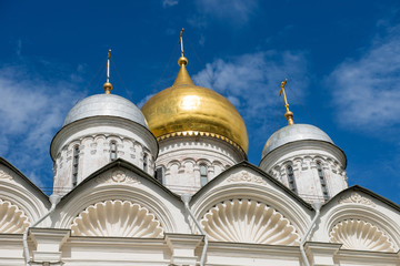 The Annunciation Cathedral in the Moscow Kremlin