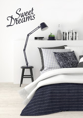 Schlafzimmer Boxspringbett Doppelbett Bett Wohnen Einrichten