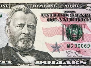 50 Dollar USD Ulysses S. Grant