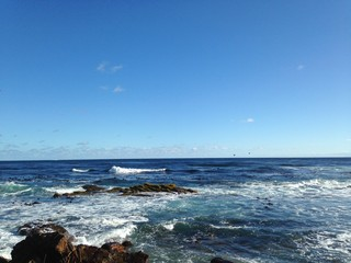 Ocean. Cape town