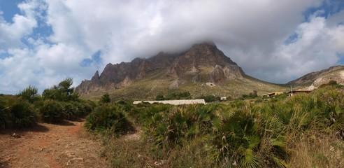 Natural Reserve of Monte Cofano, Scurati, Sicily, Italy