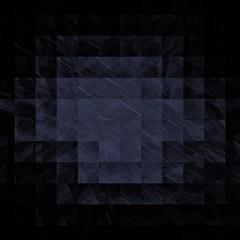 Farbige Rechtecke - graublau