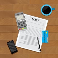 Finance economy taxation