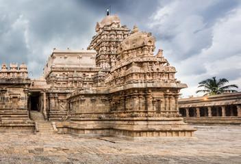 Ancient Shiva (Hindu) temple at Darasuram, India