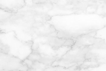 White Marble Texture Wall Background.