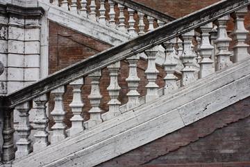 Scale di un palazzo romano