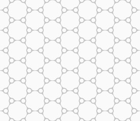 Seamless Grey Pattern #Vector Graphics