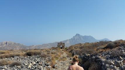 Historical Greek Island