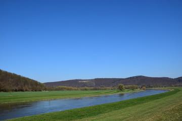 Tal der Oberweser