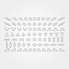図形 四角形 01