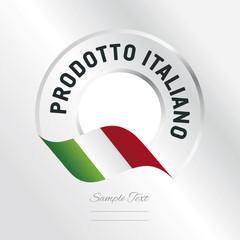 Italian Product (Italian language - Prodotto Italiano)