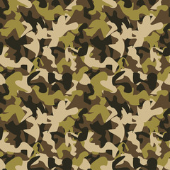 Vector camouflage pattern. Vector background of soldier grey. Camouflage pattern background. Classic clothing style masking camo repeat print. Black grey white colors winter ice texture.