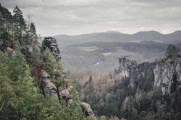 saxony mountains