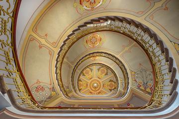 Riga Lettland Jugenstil Museum