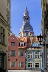 Wall Mural - Riga Lettland historische Architektur