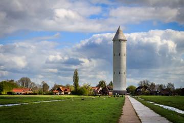 Watertower at Nieuwkoop