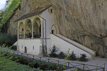 Einsidelei, Verenaschlucht, Solothurn, Schweiz