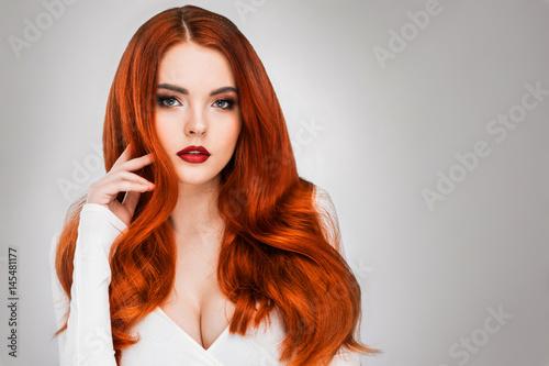 Redhead giirl pics