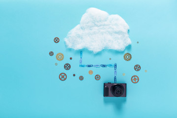 Cloud Computing theme