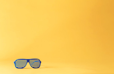 Shutter shades sunglasses