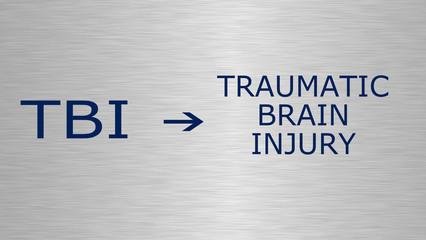 TBI- Traumatic Brain Injury