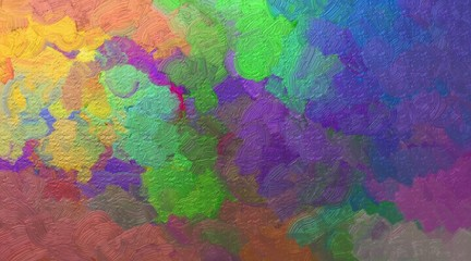 Abstract art background/ Colorful texture/Original oil painting on canvas