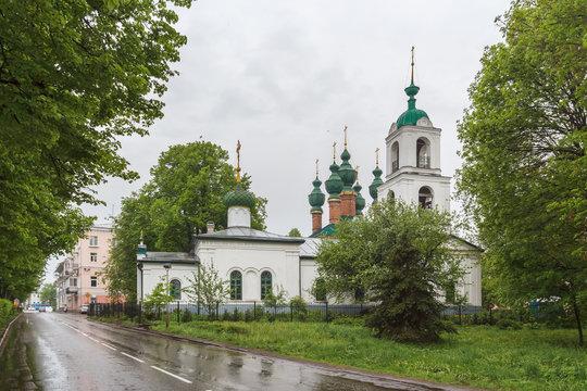 Вознесенско-Благовещенский приход в городе Ярославль