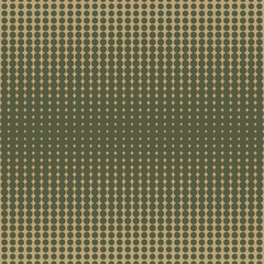 Halftone camo background. Vector dots texture retro. Abstract dots