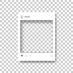 884947 Social network photo frame