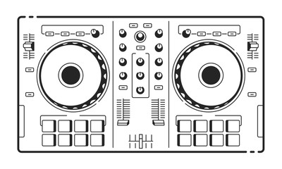 DJ Usb Controller