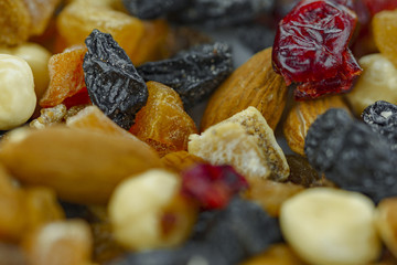 Dried Healthy Foods