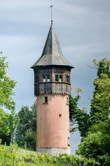 """Sweden"" tower on Mainau Island. Germany"