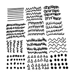 Hand drawn line border