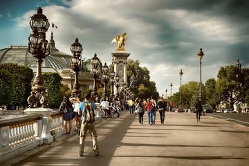 Grand Palais in Paris Fototapete