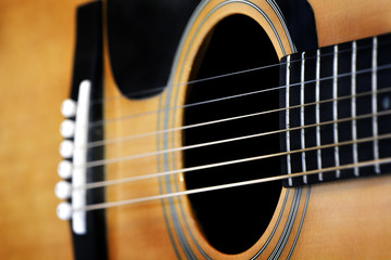 Guitar Strings for Music Playing Songs