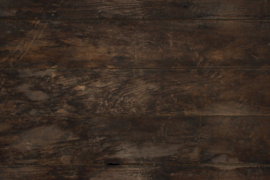 Dark Barnwood Flooring