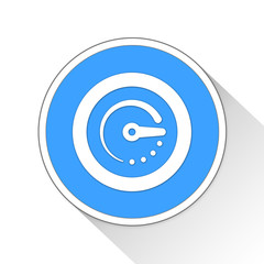 dashboard Button Icon Business Concept