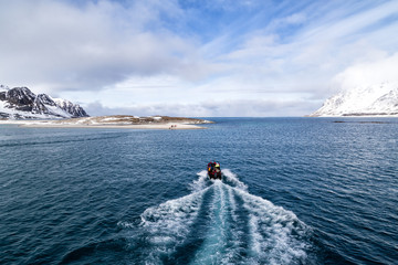Fantastische Arktis