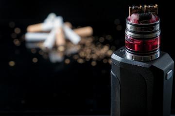 Stop smoking, start vaping