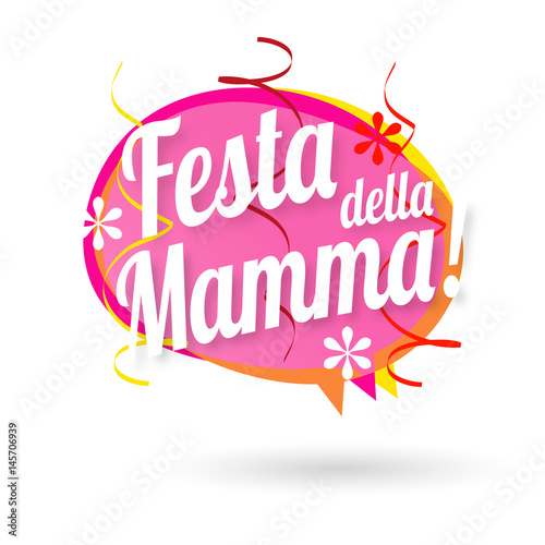 Festa Della Mamma Stock Image And Royalty Free Vector Files On