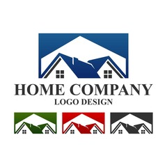real estate, building, house, property, home, houses, flats, construction, architecture, logo, vector
