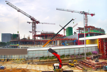 Airport development, Singapore