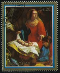 Madonna by Van Oost